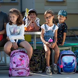 Особливості модних шкільних рюкзаків сезону 2021-2022