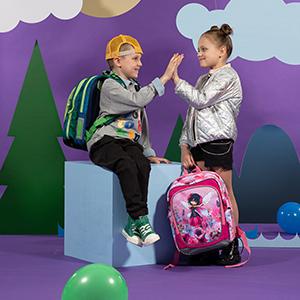 Как выбрать рюкзак для начальной школы: советы и рейтинг лучших рюкзаков