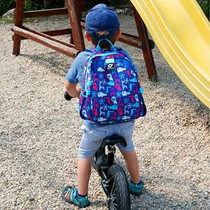 Детские рюкзаки для дошкольников: золотые правила подбора