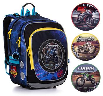 Шкільний рюкзак ENDY 20013