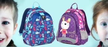 Рюкзак для дитячого садка - перший супутник вашої дитини