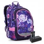 Сяючий шкільний рюкзак