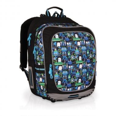 Школьный рюкзак CHI 696 A