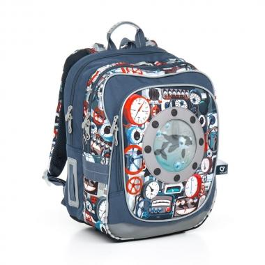 Школьный рюкзак CHI 791 Q