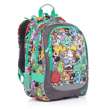 Школьный рюкзак CHI 846 C
