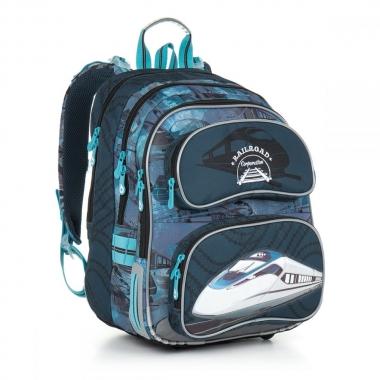 Школьный рюкзак CHI 865 D