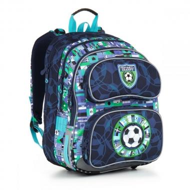Школьный рюкзак CHI 884 D