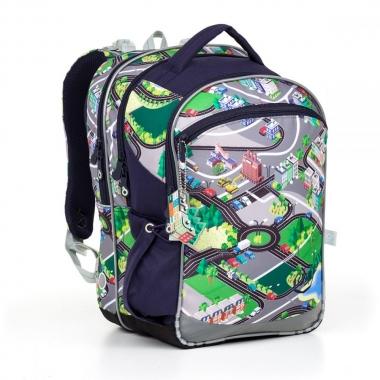 Школьный рюкзак COCO 17001 B
