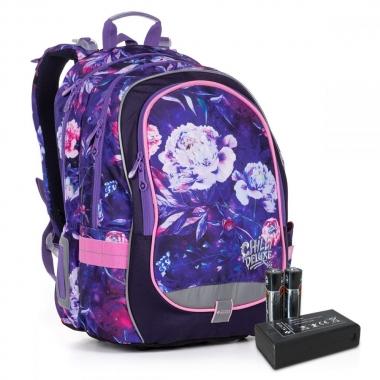 Светящийся школьный рюкзак CODA 19041 BATTERY AA