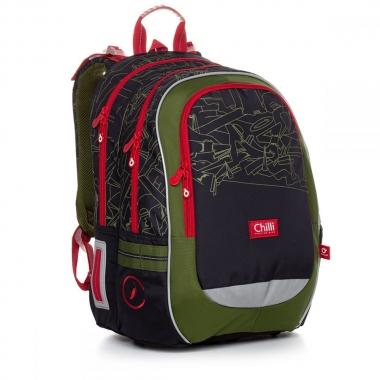 Школьный рюкзак CODA 20020