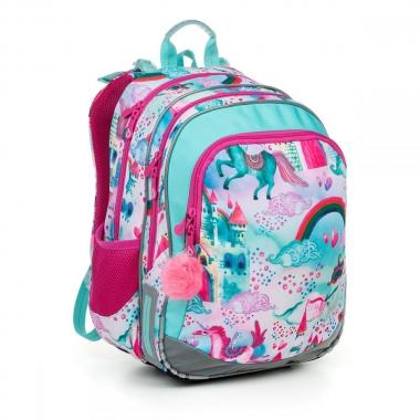 Школьный рюкзак ELLY 19004 G