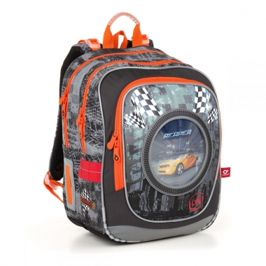 Школьный рюкзак ENDY 18018 B