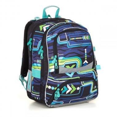 Школьный рюкзак NIKI 18016 B