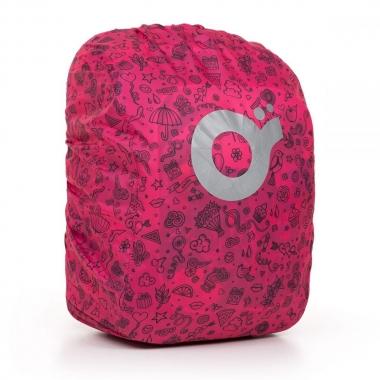 Чехол-дождевик на рюкзак ZIGI 17002 G