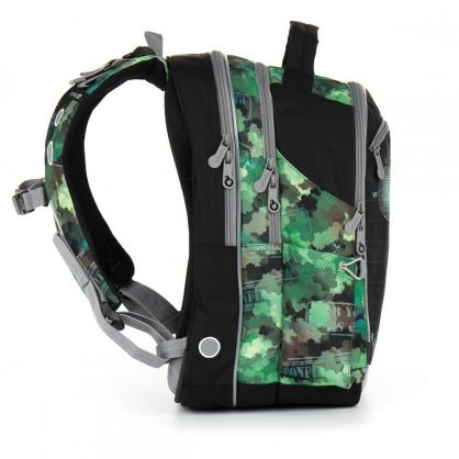 Школьный рюкзак CHI 883 A
