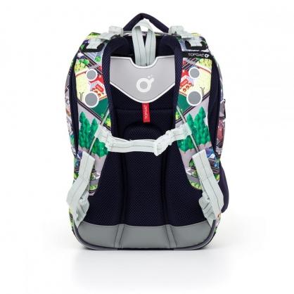 Шкільний рюкзак COCO 17001 B