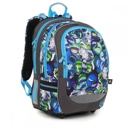 Шкільний рюкзак CODA 18048 B