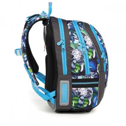 Школьный рюкзак CODA 18048 B