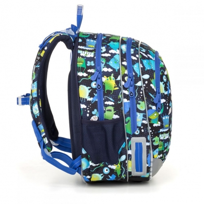 Школьный рюкзак ELLY 18002 B