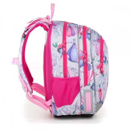 Школьный рюкзак ELLY 18007 G
