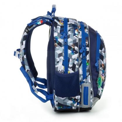 Школьный рюкзак ELLY 19014 B