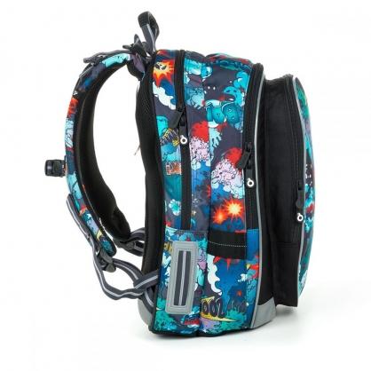 Школьный рюкзак MIRA 19019 B