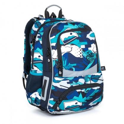 Школьный рюкзак NIKI 21022