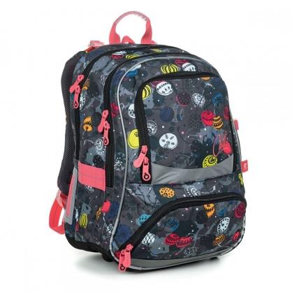 Школьный рюкзак NIKI 19007 G