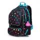 Школьный рюкзак ALLY 19009 G обзор