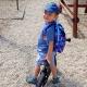 Детский рюкзак CHI 839 D с гарантией
