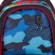 Сяючий шкільний рюкзак CODA 19044 BATTERY AA огляд