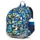 Школьный рюкзак ELLY 18002 B Топгал