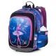 Светящийся школьный рюкзак ENDY 20006 BATTERY AA цена