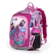 Светящийся школьный рюкзак ENDY 17004 BATTERY в Украине