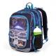 Школьный рюкзак ENDY 18041 B Топгал