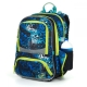 Школьный рюкзак NIKI 19017 B обзор